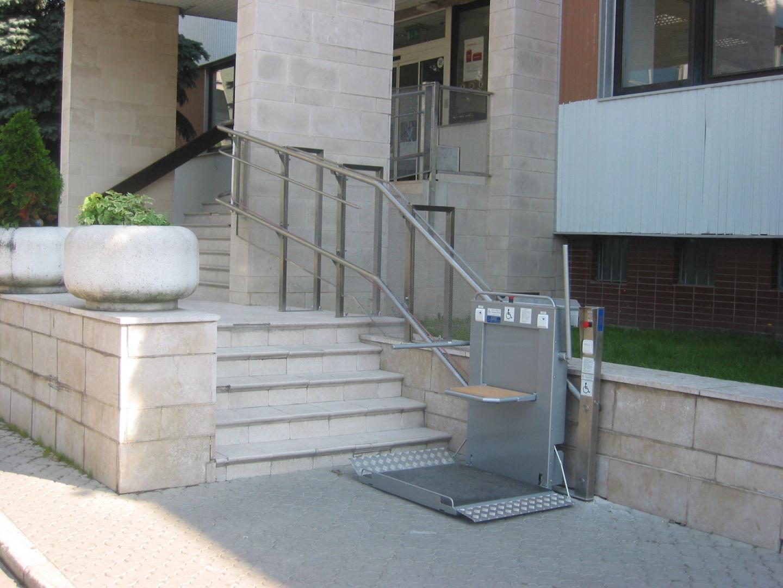 Šikmá schodisková plošina Vranov Nad Topľou 3