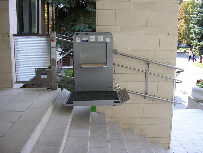 Šikmá schodisková plošina Vranov Nad Topľou