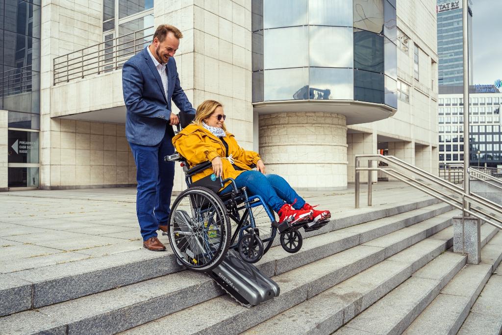 Miška Balcová - zlatá paralympionička z Rio 2016