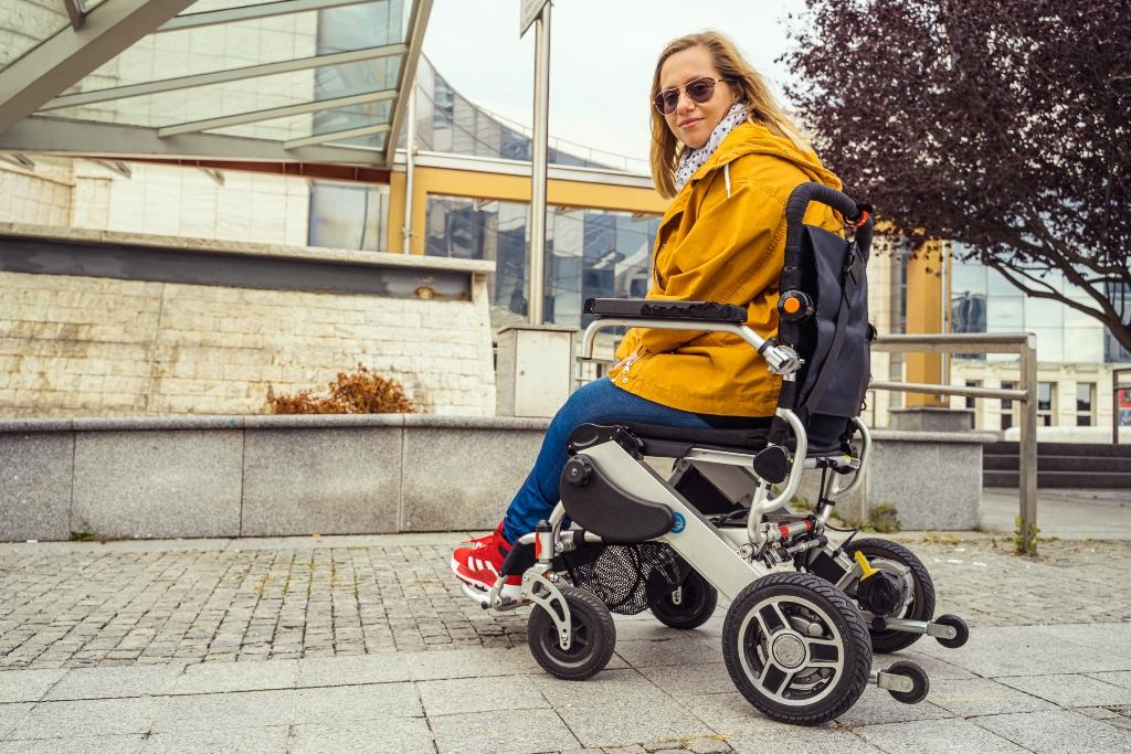 elektrický vozík K-energy